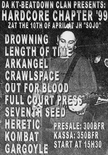 drowning,arkangel,crawlspace,out for blood,length of time,seventh seed,full court press,kombat