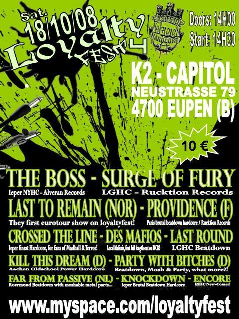 the boss,providence,surge of fury,last to remain,crossed the line