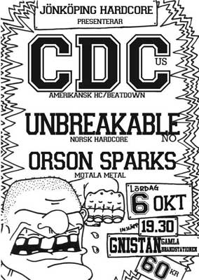 unbreakable,cdc