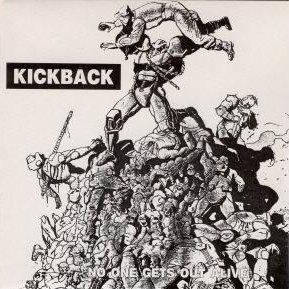 Kickback , first demo