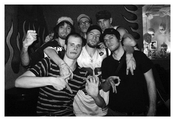 # FRIENDS-CREW