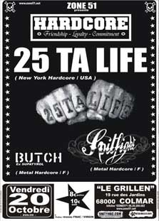 25 ta life,spitfight