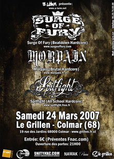 surge of fury,morpain,spitfight