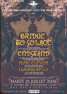 bridge to solace,endstand,nine eleven