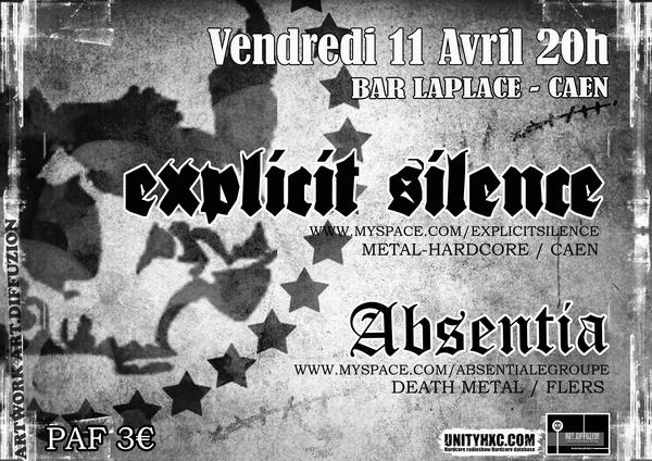 explicit silence