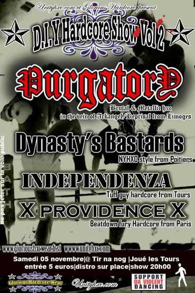 purgatory,providence,independenza