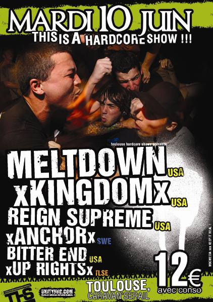 meltdown,kingdom,reign supreme,anchor,bitter end,up rights