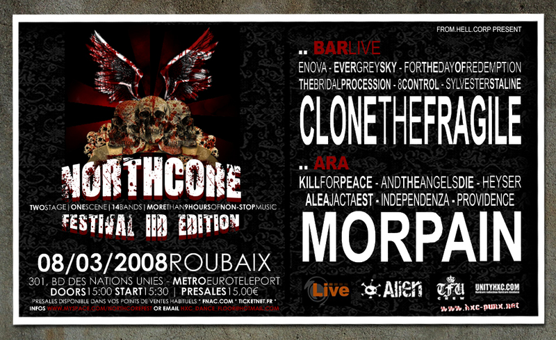 providence,morpain,kill for peace,days of decline,alea jacta est,independenza,8 control,sylvester staline