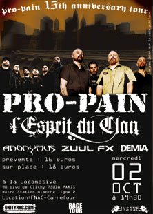 esprit du clan,propain