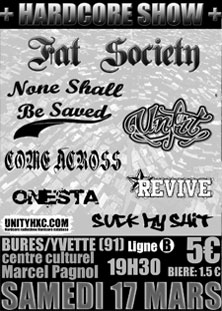 fat society,none shall be saved,unfit,revive,come across