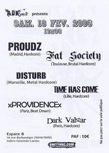 proudz,fat society,disturb,providence