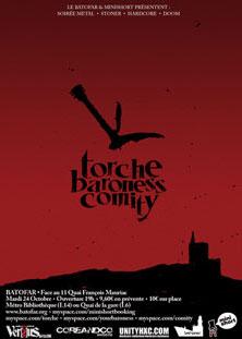 torche,baroness,comity