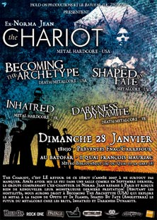 the chariot,shaped by fate,darkness dynamite,inhatred