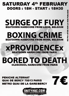 boxing crime,bored to death,providence,surge of fury