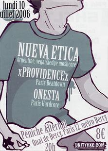 nueva etica,providence