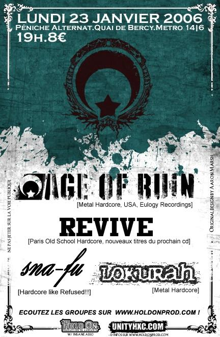 revive,age of ruin,sna-fu