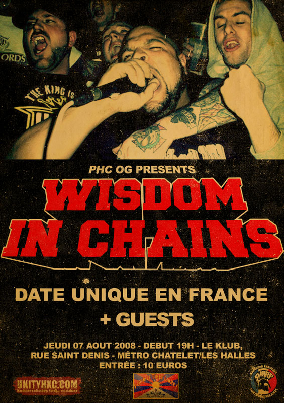 wisdom in chains