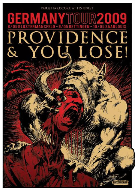 providence,you lose