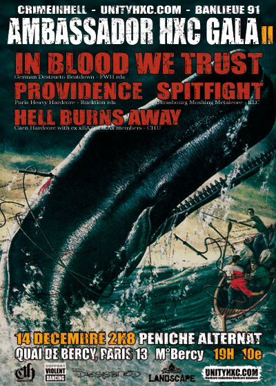 providence,in blood we trust,spitfight,hell burns away