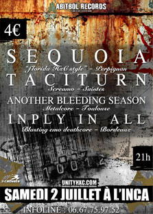 imply in all,sequoia,taciturn