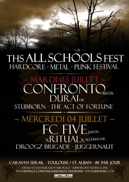 ritual,confronto,fc five,stubborn,the act of fortune