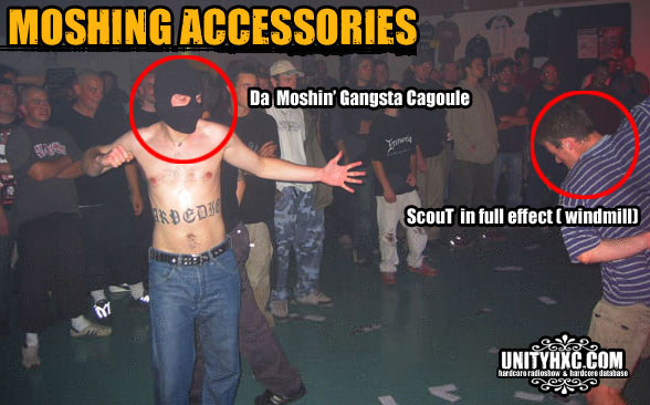 Random pit accessories
