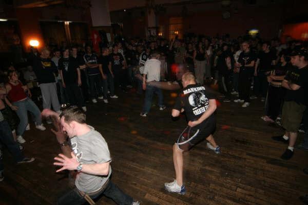 Hxc Dancing